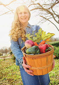 Pam Patty, Master Gardener