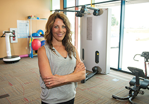 Dr. Ashleigh Muse, owner of OKC Wellness