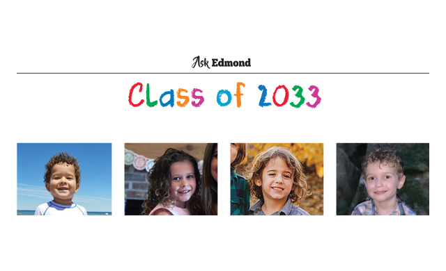 Ask Edmond Class of 2033