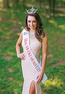 Molly Patterson, Miss Northwest OKC