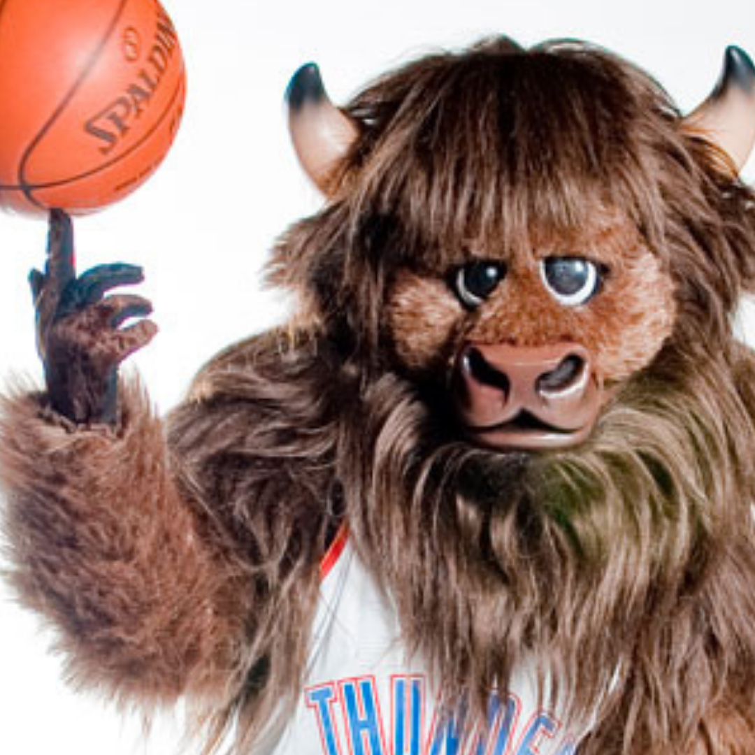 Rumble the Bison