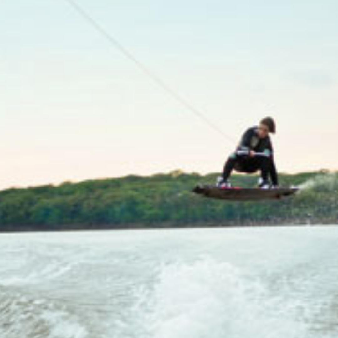 SPORTS: Water Thrills