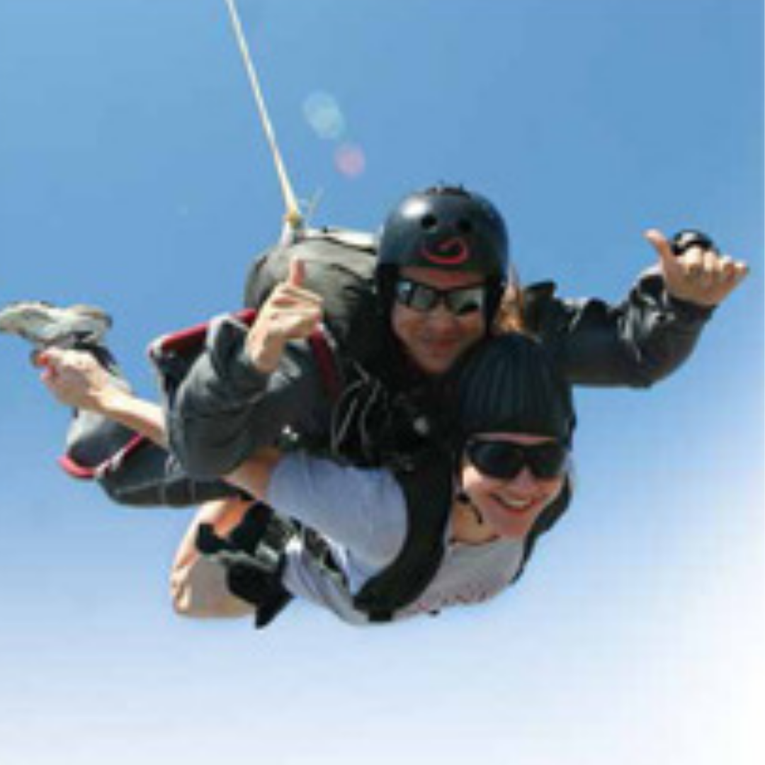 Sports-Skydiving