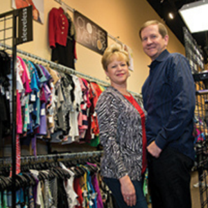 BUSINESS: Clothes Mentor