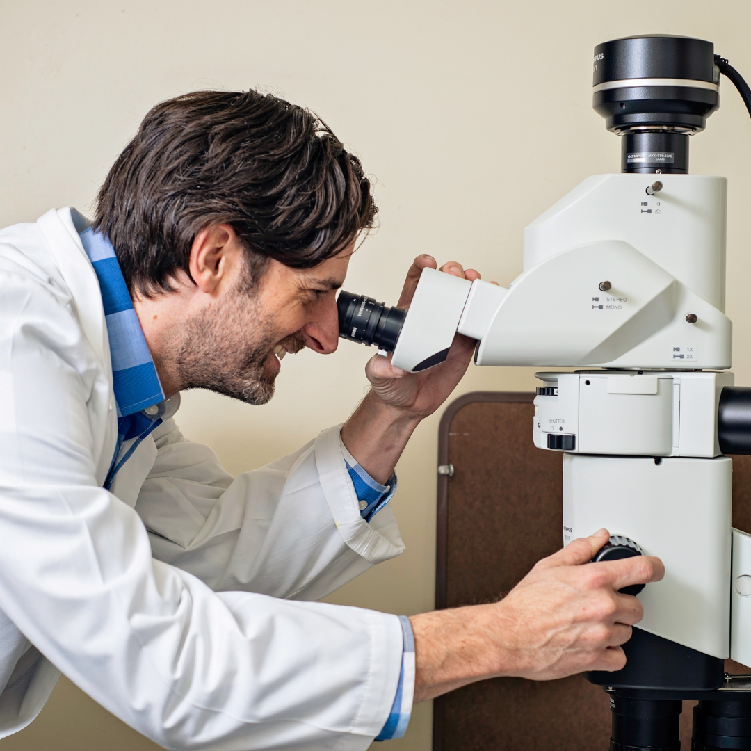 The Vision of an Eye Researcher