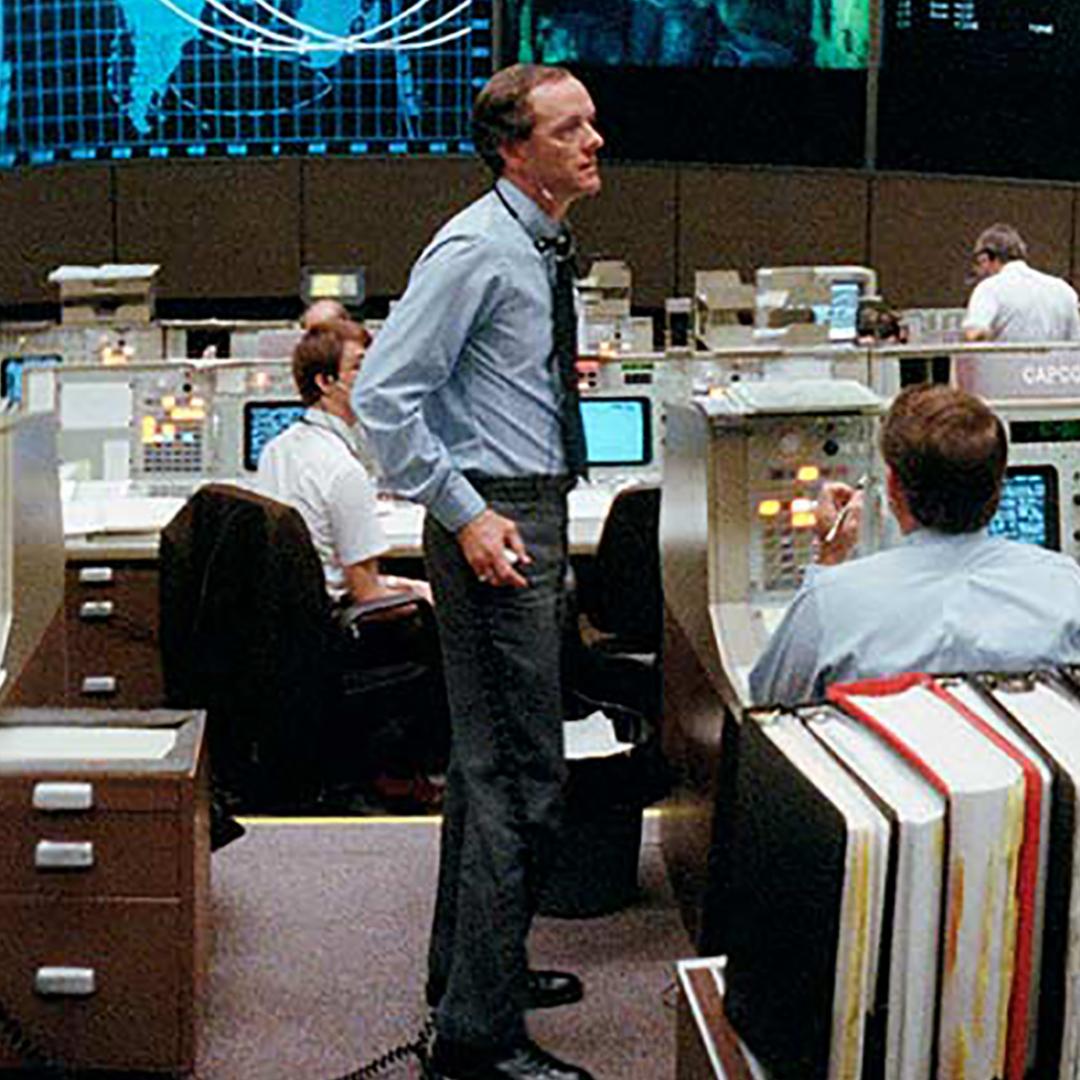 Heflin's Mission Control