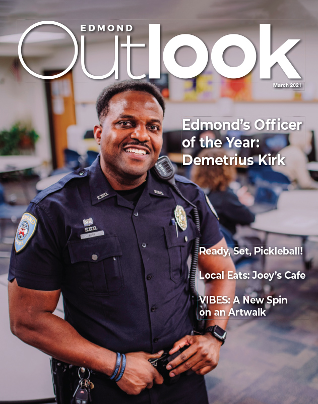 Outlook March 2021