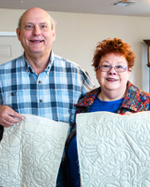 FEBRUARY BUSINESS: Expressions in Quilting