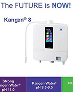 SPOTLIGHT ON: Kangen Water