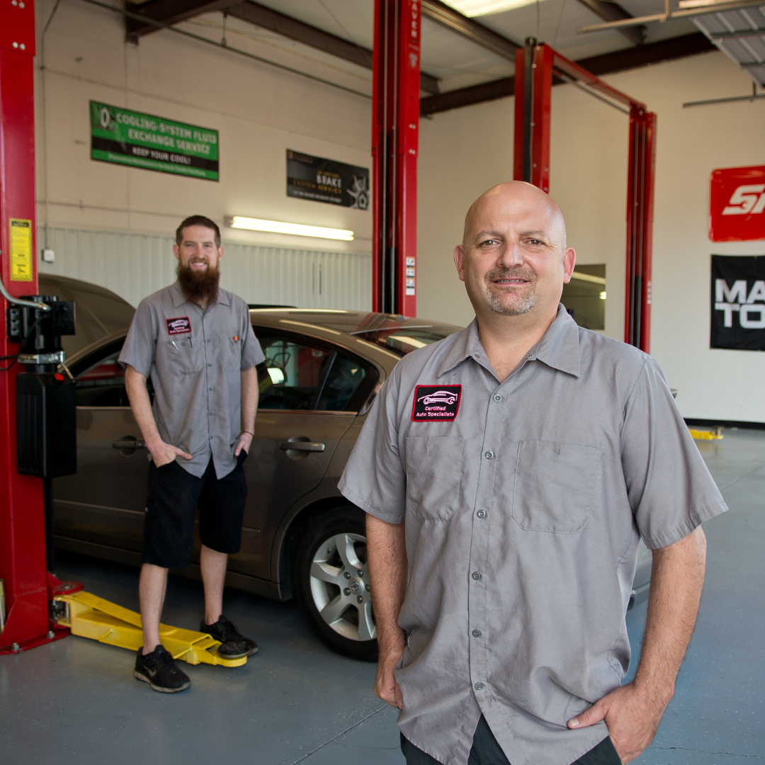 Certified Auto Specialists