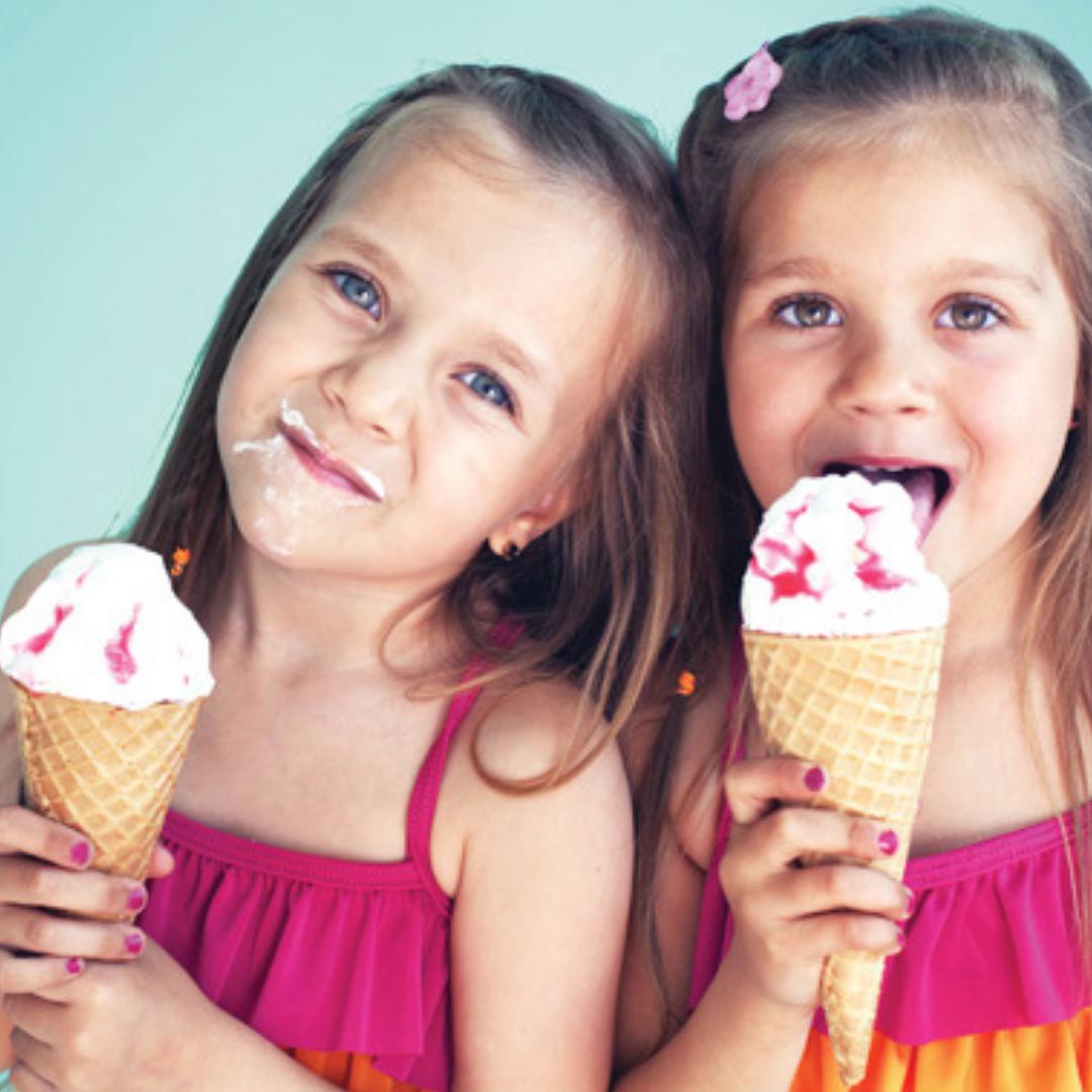 The Ice Cream Social Scene