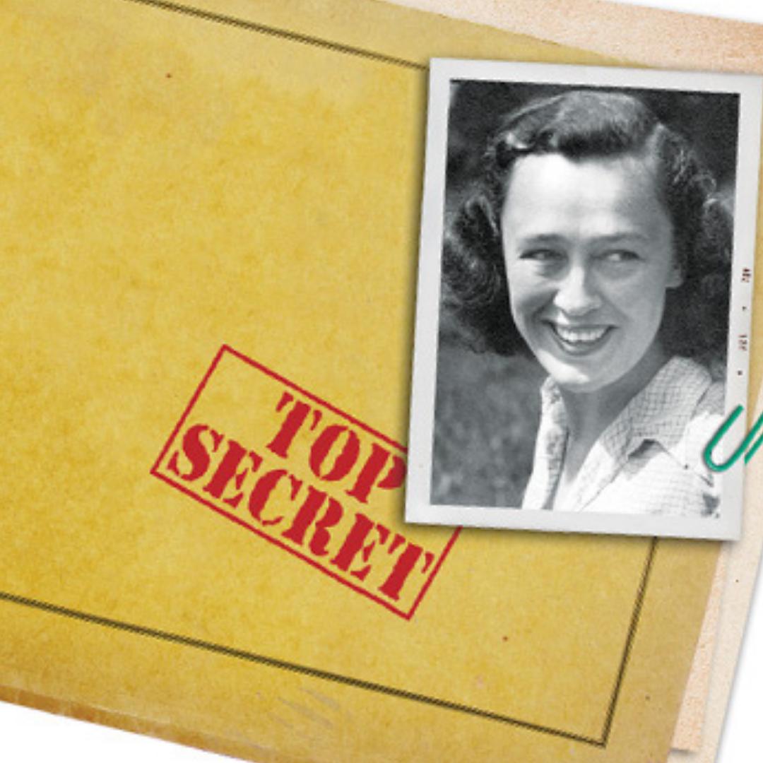 My Aunt, The Spy