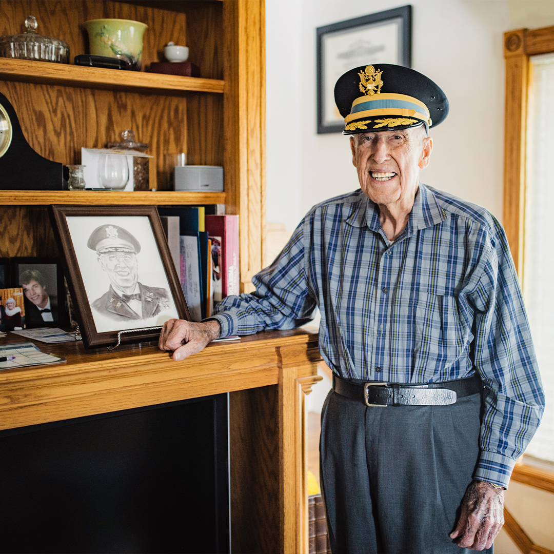 100 Year Old Hero