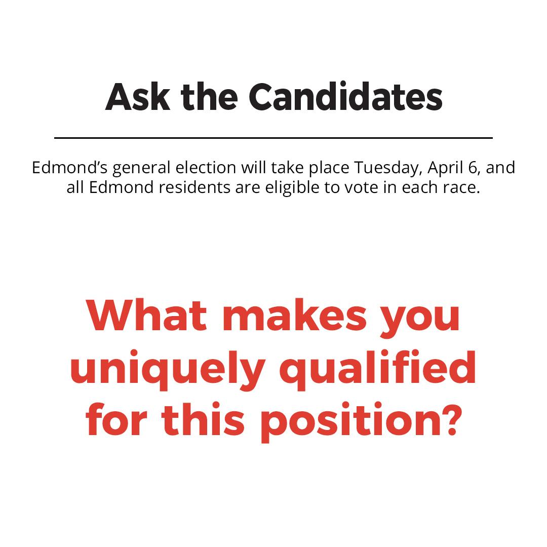 Ask Edmond